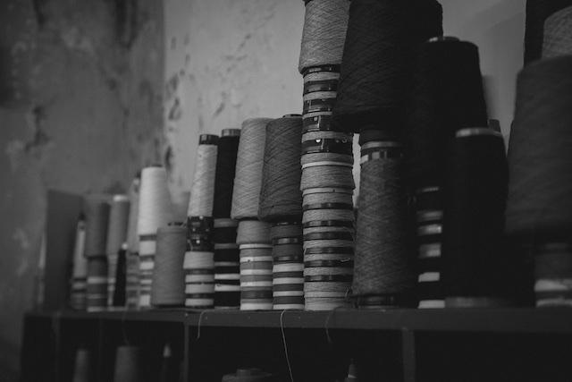 Cones of cashmere: pure luxury