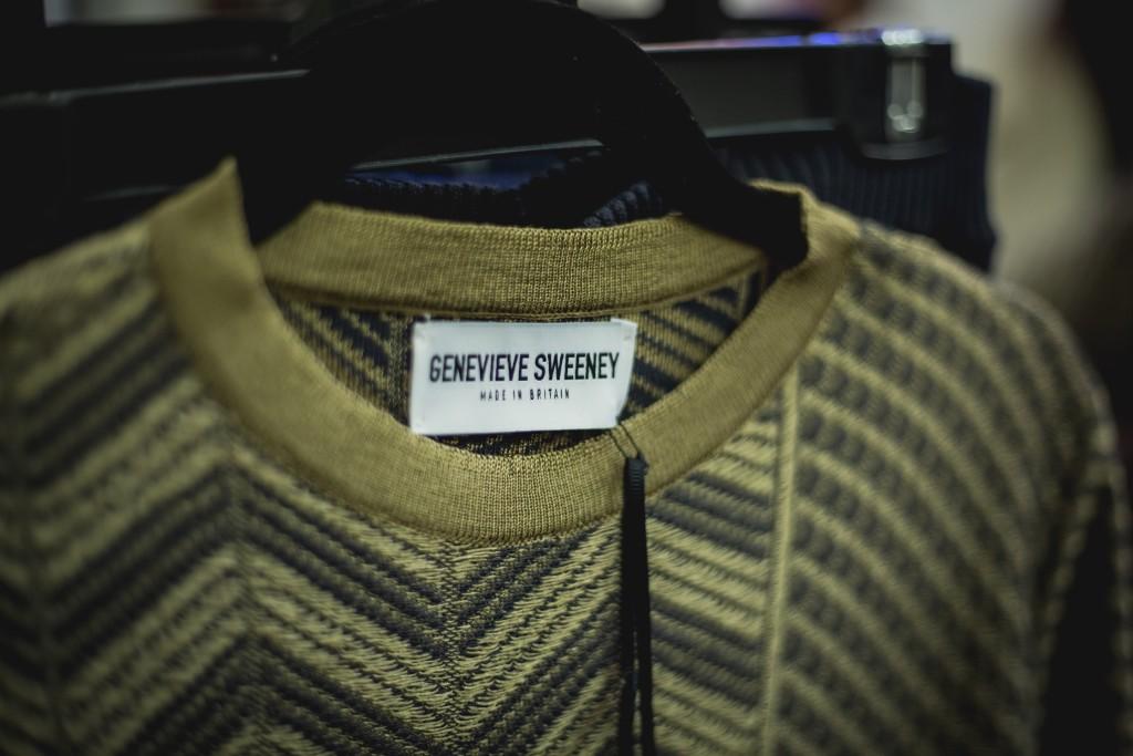Genevieve Sweeney showcases S16 collection